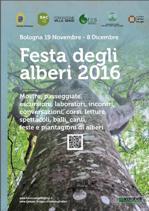 Festa degli alberi 2016