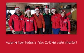 Buon Natale e felice 2018